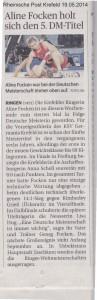 2014.05.19 Aline Focken holt 5. DM-Titel